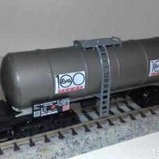 Trenes Escala: FLEISCHMANN N CISTERNA 4 EJES EVA -- L49-007 (CON COMPRA DE 5 LOTES O MAS, ENVÍO GRATIS). Lote 254590980