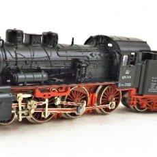 Trenes Escala: FLEISCHMANN PICCOLO 7160 LOCOMOTORA CON TENDER BR 38. Lote 255326195