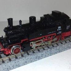 Trenes Escala: FLEISCHMANN N LOCOMOTORA VAPOR BR 91 1001 -- L49-044 (CON COMPRA DE 5 LOTES O MAS, ENVÍO GRATIS). Lote 257493600
