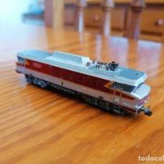 Trenes Escala: LOCOMOTORA FLEISCHMANN 7360 PICCOLO. ESCALA N. FUNCIONA.. Lote 257522840