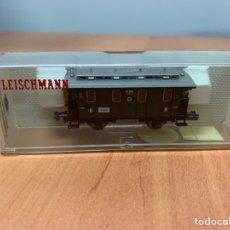 Trenes Escala: VAGÓN DE MERCANCÍAS FLEISCHMANN. ESCALA N.. Lote 262211950