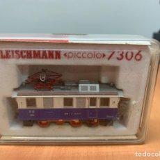 Trenes Escala: LOCOMOTORA ELÉCTRICA FLEISCHMANN ESCALA N.. Lote 262247670