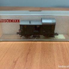 Trenes Escala: VAGÓN DE CARGA FLEISCHMANN ESCALA N.. Lote 262249125