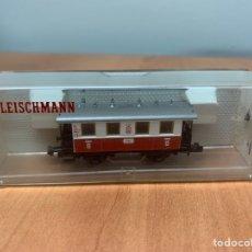Trenes Escala: VAGÓN DE PASAJEROS FLEISCHMANN ESCALA N.. Lote 262251620