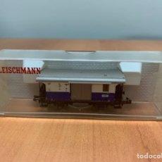 Trenes Escala: VAGÓN DE EQUIPAJE FLEISCHMANN ESCALA N.. Lote 262257405