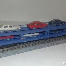 Trenes Escala: FLEISCHMANN N PORTACOCHES -- L49-197 (CON COMPRA DE 5 LOTES O MAS, ENVÍO GRATIS). Lote 262270095