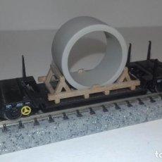 Trenes Escala: FLEISCHMANN N PLATAFORMA CARGA -- L49-200 (CON COMPRA DE 5 LOTES O MAS, ENVÍO GRATIS). Lote 262270800