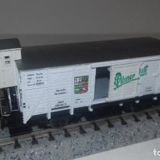 Trenes Escala: FLEISCHMANN N CERVECERO GARITA PTA CORREDERA -- L49-202 (CON COMPRA DE 5 LOTES O MAS, ENVÍO GRATIS). Lote 262271385