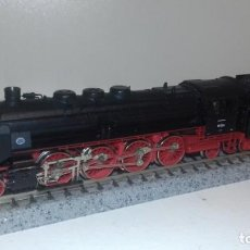 Trenes Escala: FLEISCHMANN N LOCOMOTORA VAPOR BR 39 -- L49-194 (CON COMPRA DE 5 LOTES O MAS, ENVÍO GRATIS). Lote 262437320