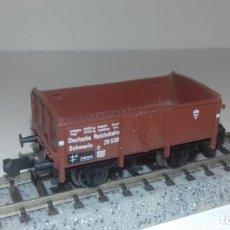 Trenes Escala: FLEISCHMANN N BORDE MEDIO CORTO -- L49-206 (CON COMPRA DE 5 LOTES O MAS, ENVÍO GRATIS). Lote 262437935