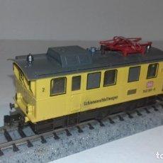 Trenes Escala: FLEISCHMANN N LOCOMOTORA ELÉCTRICA LIMPIAVIAS -- L49-196 (CON COMPRA DE 5 LOTES O MAS, ENVÍO GRATIS). Lote 262438715
