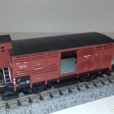 Trenes Escala: FLEISCHMANN N JAULA, GARITA, PTAS CORREDERAS -- L49-244 (CON COMPRA DE 5 LOTES O MAS, ENVÍO GRATIS). Lote 263055090