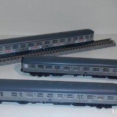 Trenes Escala: FLEISCHMANN N PASAJEROS CABINA -- L49-246 (CON COMPRA DE 5 LOTES O MAS, ENVÍO GRATIS). Lote 263055630