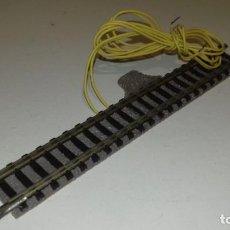 Trenes Escala: FLEISCHMANN N CONECTOR DE CORRIENTE -- L48-323 (CON COMPRA DE 5 LOTES O MAS, ENVÍO GRATIS). Lote 274609083