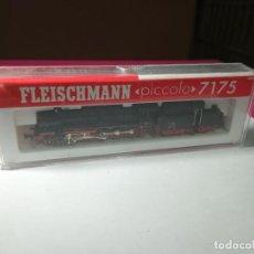 Trains Échelle: LOCOMTORA VAPOR DE LA DB ESCALA N DE FLEISCHMANN REF 7175. Lote 275342693