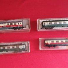 Comboios Escala: LOTE DE VAGONES FEISCHMAN PICCOLO .A ESTRENAR VER FOTOS. Lote 275562233