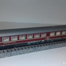 Trenes Escala: FLEISCHMANN N PASAJEROS RESTAURANTE CON LUZ -- L50-008 (C COMPRA DE 5 LOTES O MAS, ENVÍO GRATIS). Lote 277755668