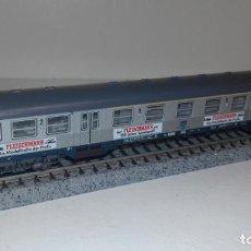 Trenes Escala: FLEISCHMANN N PASAJEROS -- L49-248 (C COMPRA DE 5 LOTES O MAS, ENVÍO GRATIS). Lote 278394863