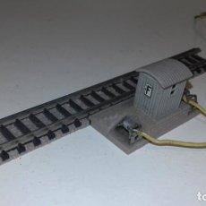 Trenes Escala: FLEISCHMANN N CONECTOR DE CORRIENTE -- L50-113 (CON COMPRA DE 5 LOTES O MAS, ENVÍO GRATIS). Lote 282569608