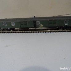 Trenes Escala: VAGON FURGON 8000 RENFE FLEICHMANN ESCALA N. Lote 288982473