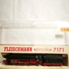 Trenes Escala: LOCOMOTORA FLEISCHMANN 7171. Lote 290203253