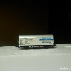 Trenes Escala: VAGÓN CERRADO ESCALA N DE MINITRIX. Lote 294973233