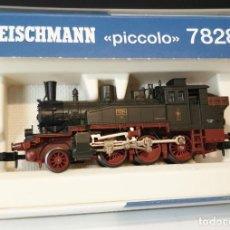 """Trenes Escala: FLEISCHMANN """" PICCOLO"""" 7828 EN PERFECTO ESTADO EN CAJA ORIGINAL NO PROBADO. Lote 295926213"""