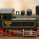 Trenes Escala: LOCOMOTORA METAL IBERTREN COUILLET BELGIE 1903. 020-0262. Lote 161106054
