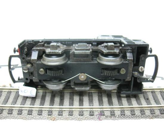 Trenes Escala: HORBY MECANO- LOCOMOTORA DOCK AUTHORITY Nº3-CORRIENTE CONTINUA-ESCALA H0- - Foto 5 - 29329132