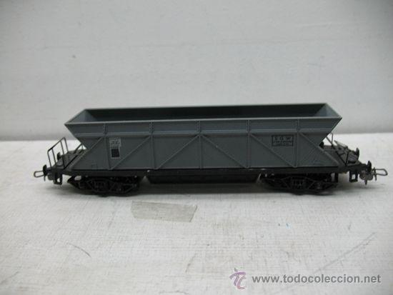 HORNBY MECCANO - TOLVA DE COLOR GRIS SGW MADE IN FRANCE - ESCALA H0 (Juguetes - Trenes Escala H0 - Hornby H0)