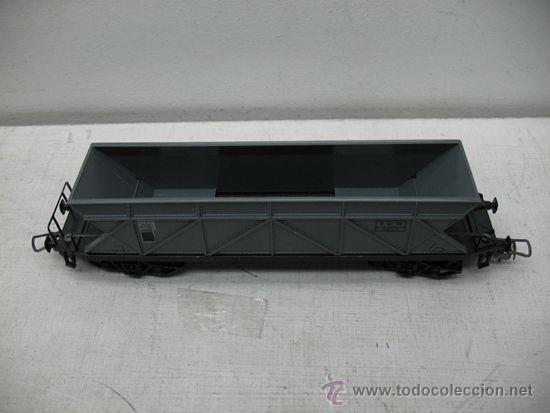 Trenes Escala: Hornby Meccano - Tolva de color gris SGW Made in France - Escala H0 - Foto 2 - 33331181