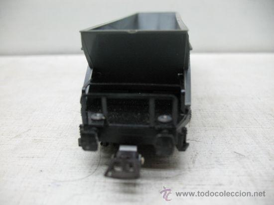 Trenes Escala: Hornby Meccano - Tolva de color gris SGW Made in France - Escala H0 - Foto 6 - 33331181