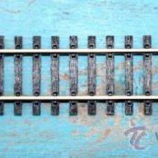 Trenes Escala: ANTIGUA VIA DE TREN HORNBY H0 - 18 CM - RECTA - . Lote 35519659