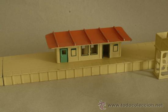 Trenes Escala: Estación y Accesorios Hornby, Meccano y Triang. Escala HO. - Foto 15 - 35694869