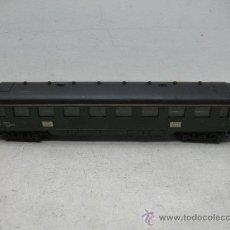 Trenes Escala: HORNBY MECCANO - ANTIGUO VAGÓN DE PASAJEROS O VIAJEROS DE LA SNCF PARÍS LILLE - ESCALA H0. Lote 35777266