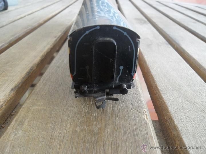 Trenes Escala: VAGON MODELO M 4183 HORNBY BUBLO MECCANO DE PASAJEROS EN METAL - Foto 4 - 41793740