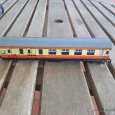 Trenes Escala: VAGON MODELO M 4183 HORNBY BUBLO MECCANO DE PASAJEROS EN METAL . Lote 41793871