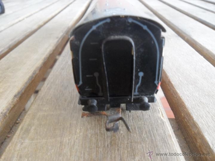 Trenes Escala: VAGON MODELO M 4183 HORNBY BUBLO MECCANO DE PASAJEROS EN METAL - Foto 2 - 41793871