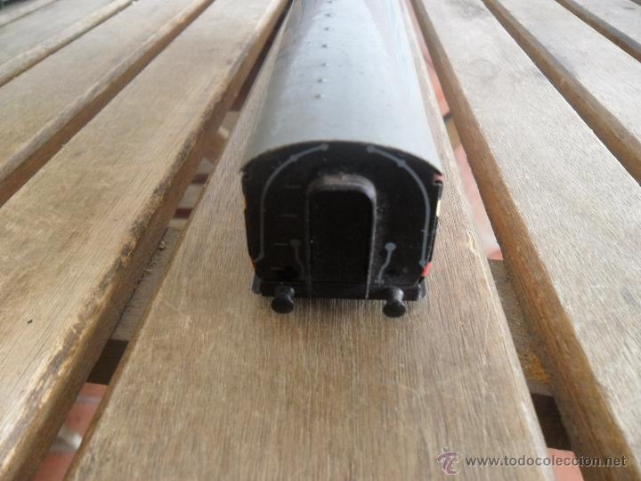 Trenes Escala: VAGON MODELO M 4183 HORNBY BUBLO MECCANO DE PASAJEROS EN METAL - Foto 4 - 41793871