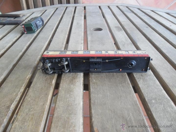 Trenes Escala: VAGON MODELO M 4183 HORNBY BUBLO MECCANO DE PASAJEROS EN METAL - Foto 5 - 41793871