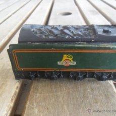 Trenes Escala: VAGON MODELO CARBONERA MECCANO HORNBY EN METAL. Lote 41793892