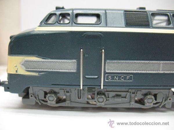 Trenes Escala: Hornby Meccano,Locomotora Diesel 060 DB-5 de la S.N.C.F Escala Ho,Dc - Foto 2 - 46086125