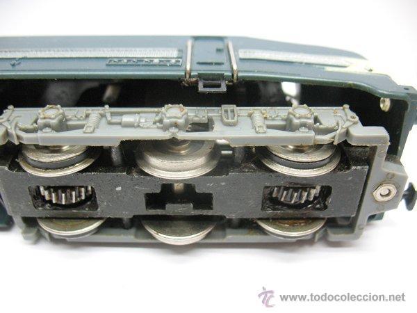 Trenes Escala: Hornby Meccano,Locomotora Diesel 060 DB-5 de la S.N.C.F Escala Ho,Dc - Foto 7 - 46086125