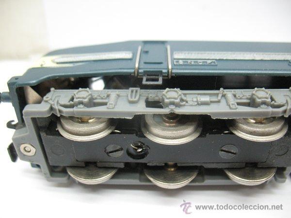 Trenes Escala: Hornby Meccano,Locomotora Diesel 060 DB-5 de la S.N.C.F Escala Ho,Dc - Foto 8 - 46086125