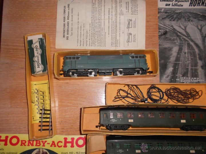 Trenes Escala: Antiguo tren hornby ho - Foto 2 - 46965744
