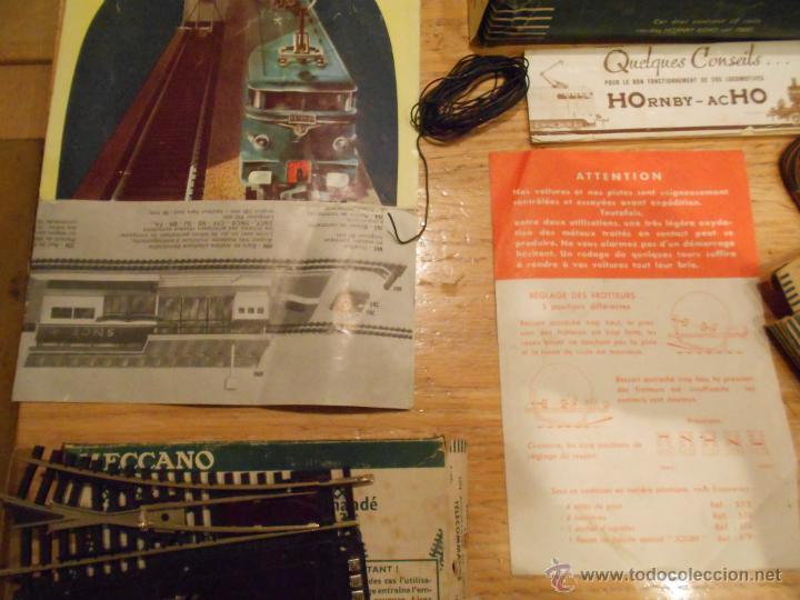 Trenes Escala: Antiguo tren hornby ho - Foto 4 - 46965744
