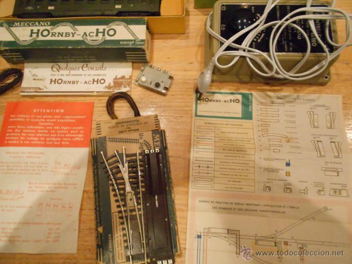 Trenes Escala: Antiguo tren hornby ho - Foto 5 - 46965744