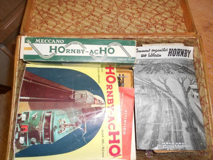 Trenes Escala: Antiguo tren hornby ho - Foto 11 - 46965744