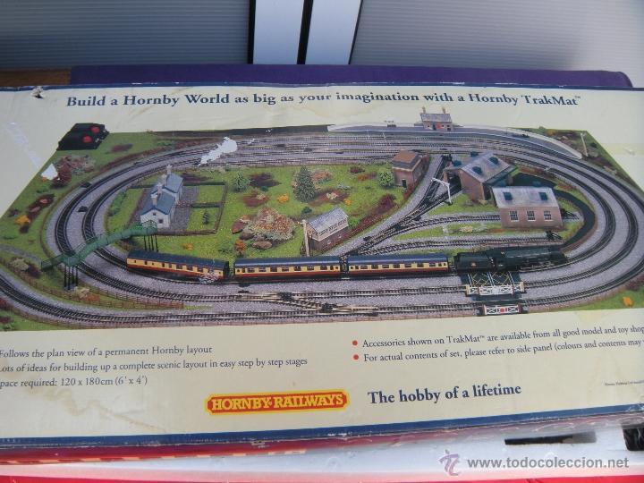 Trenes Escala: TREN ELÉCTRICO HORNBY - Foto 3 - 49167233