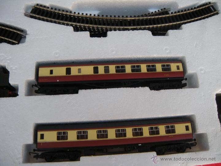 Trenes Escala: TREN ELÉCTRICO HORNBY - Foto 8 - 49167233